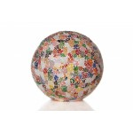 Tafellamp Carglass Staande Bol Multi Color 30 cm (2)