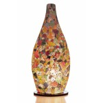 Tafellamp Carglass Bottle Multi Color (1)