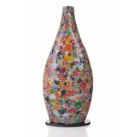 Tafellamp Carglass Bottle Multi Color (2)