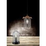 Tafellamp Vintage Birte Brons (sfeer)