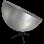 Tafellamp Casco Silver Concepto Masterlight 4730-37