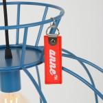 Hanglamp Crinoline Blauw