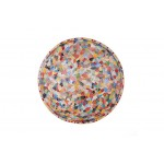 Villa Flor Wandlamp Glass Multicolor 40 cm