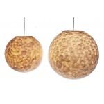Hanglamp Full Shell Bol 40 cm