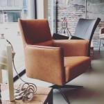 fauteuil speed dyyk cognac