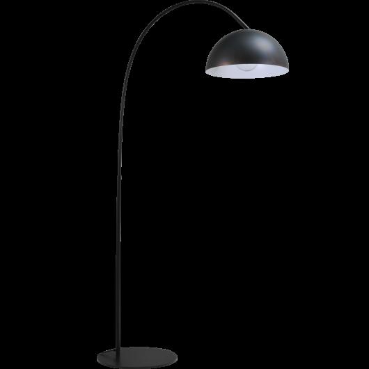 Vloerlamp Larino Gunmetal White Masterlight