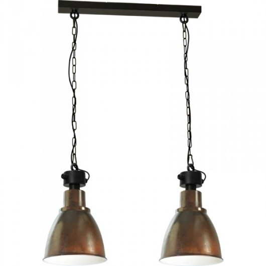 Hanglamp Industria Rust White Masterlight 2007-25-70-2
