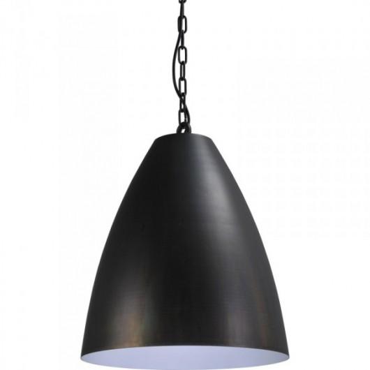 Hanglamp Gunmetal White Industria 2010 Masterlight 2010-30-H