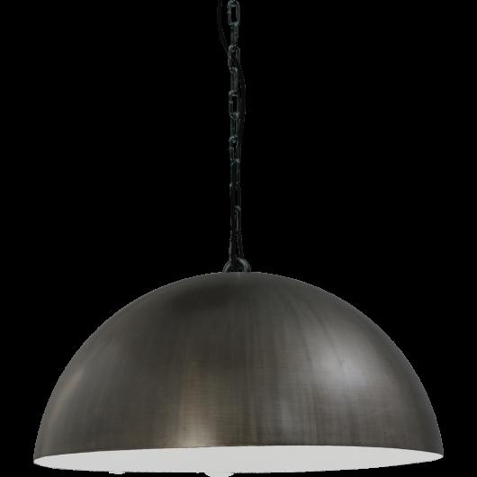 Hanglamp Larino Gunmetal White Masterlight 50 cm