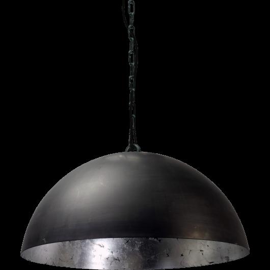Hanglamp Larino Gunmetal Silverleaf 30 cm