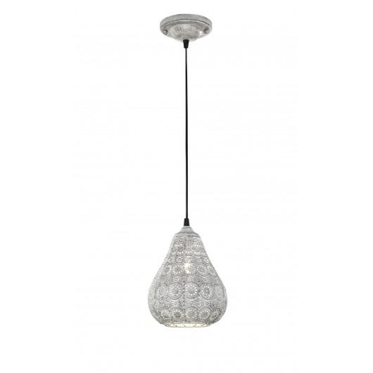 Hanglamp Vintage Jasmin Grijs