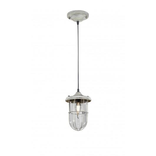 Hanglamp Vintage Birte Grijs