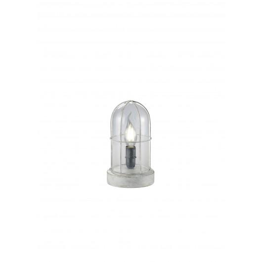 Tafellamp Vintage Birte Grijs