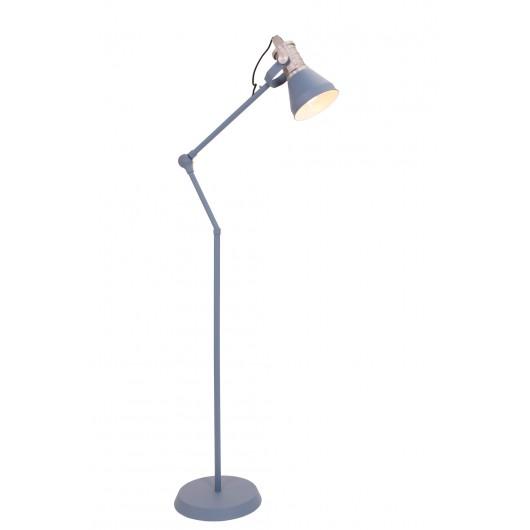 Vloerlamp Brusk blauw anne lighting
