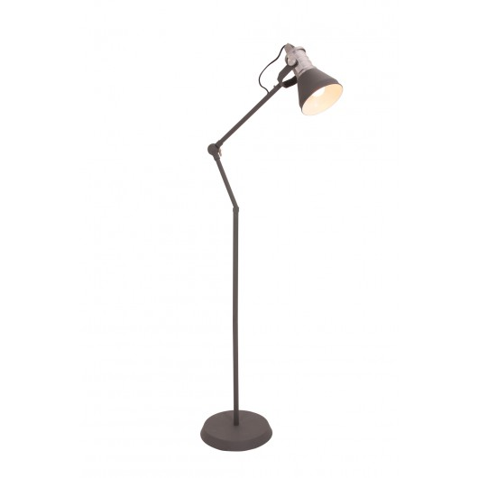 vloerlamp Brusk antracite anne lighting