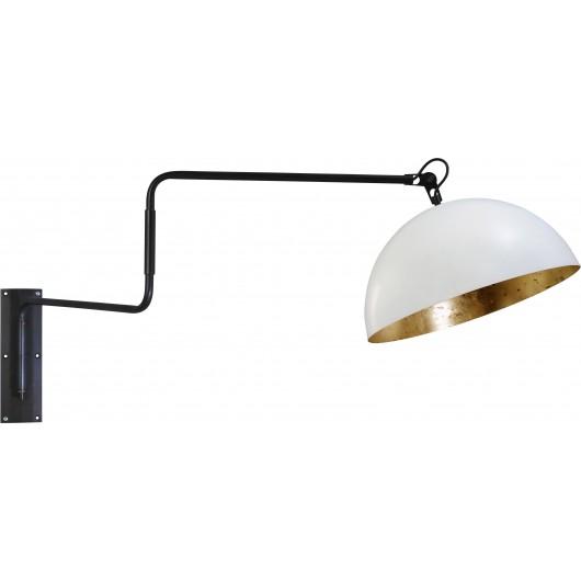 Wandlamp LArino White Goldleaf Masterlight