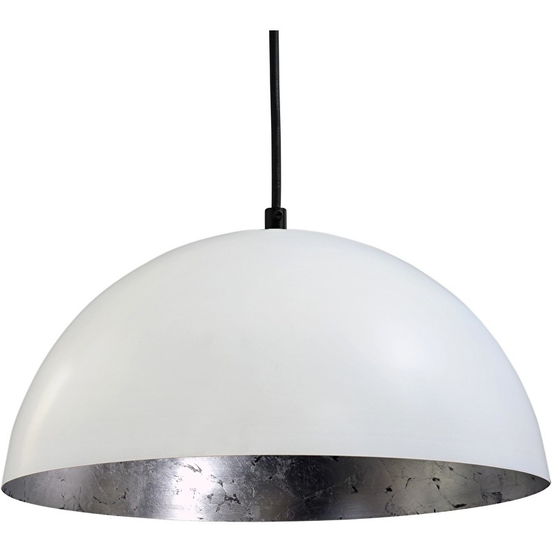 Hanglamp larino white silverleaf masterlight 40 cm for Silverleaf login