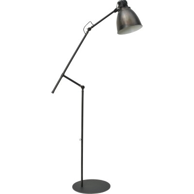 Vloerlamp Industria Gun Metal White Masterlight 1007-30