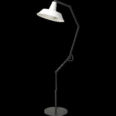 Vloerlamp Plumming White Masterlight 1035-30-06