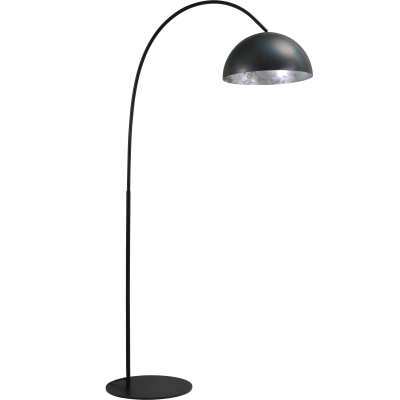 Vloerlamp Larino Gunmetal Silverleaf Masterlight