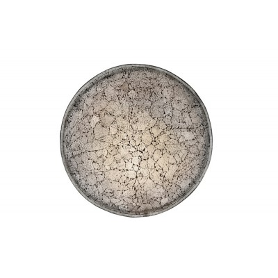 Wandlamp Glass White 70 cm