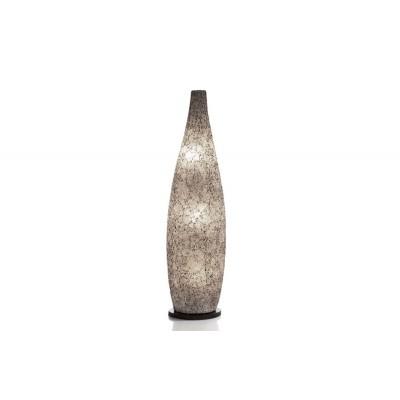 Tafellamp Glass White Bottle XL
