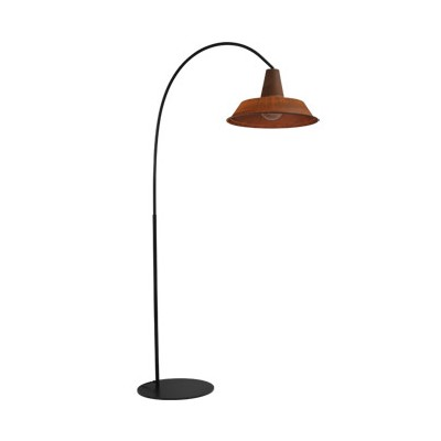 Vloerlamp Prato Rust Masterlight.