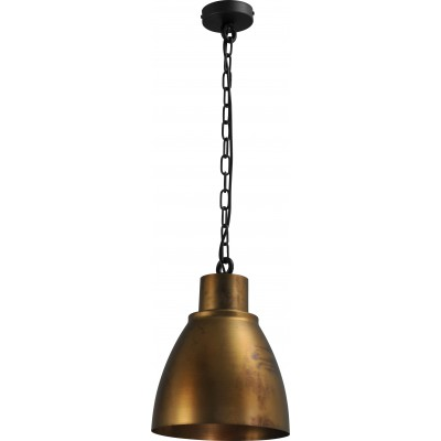 Hanglamp Antik Brass Industria Masterlight 2007-10-H