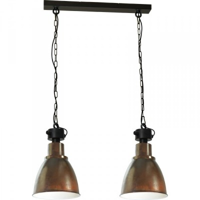 Hanglamp Industria Rust White Masterlight 2007-25-70-2