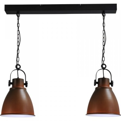 Hanglamp Industria Rust White Masterlight 2007-25-B-70-2