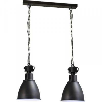 Hanglamp Industria Gunmetal White Masterlight 2007-30-70-2