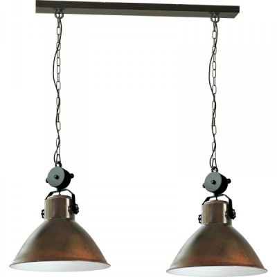 Hanglamp Rust White Industria 2011 Masterlight 2011-25-130-2