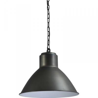 Hanglamp Gunmetal White Industria 2011 Masterlight 2011-30-H