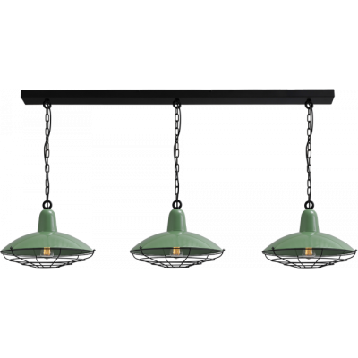 Hanglamp Green Industria Masterlight 2013-04-C-160-3