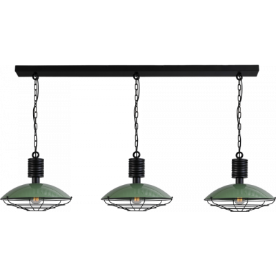 Hanglamp Green Industria Masterlight 2013-04-C-R-160-3