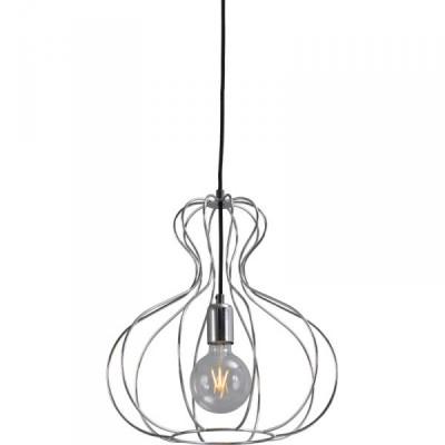 Hanglamp Shiny Nickel Caged Union Concepto Masterlight 2018-07-36