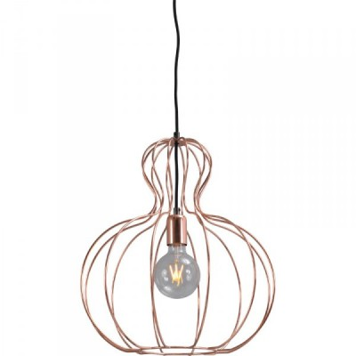 Hanglamp Shiny Copper Caged Union Concepto Masterlight 2018-56-36