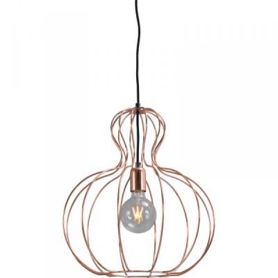 Hanglamp Shiny Copper Caged Union Concepto Masterlight 2018-56-36