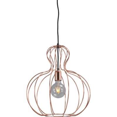 Hanglamp Shiny Copper Caged Union Concepto Masterlight 2018-56-40
