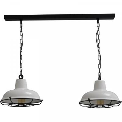 Hanglamp 2046 White Masterlight 2046-06-K-100-2