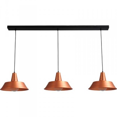Hanglamp Prato Copper Masterlight 2546-55-130-3