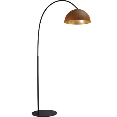 Vloerlamp Larino Rust Gold leaf Masterlight