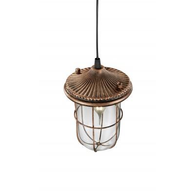 Hanglamp Vintage Birte Brons