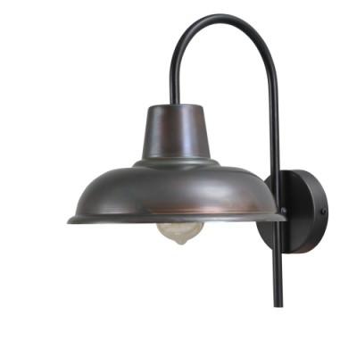 Wandlamp Di Panna Gunmetal White Masterlight 3045-05-30