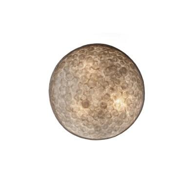 Wandlamp Full Shell Rond 60 cm