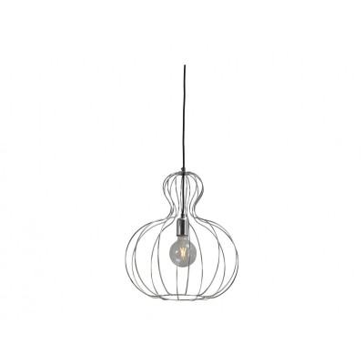 Hanglamp Shiny Nickel Caged Union Concepto Masterlight 2018-07-40