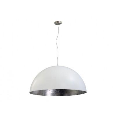 Hanglamp Larino White Silverleaf Masterlight 2201-06-37-ST