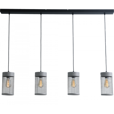 Hanglamp Masterlight Cage 2421-05-00-130-4