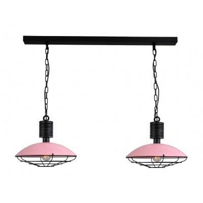 Hanglamp Pink Industria Masterlight 2013-09-C-R-100-2