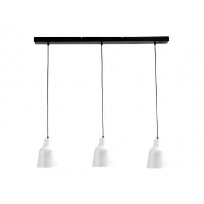 Hanglamp Camillo White Concepto Masterlight 2755-06-100-3